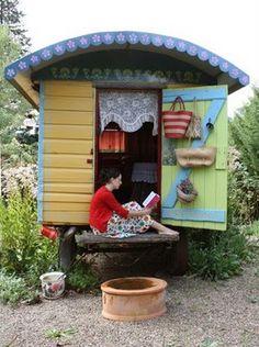 Gypsy Wagon, Love It!