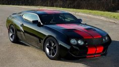 2016 Ford Torino GT front