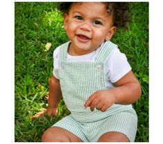 Shortall Romper Pattern for Baby and Toddler Boy and Girl- PDF