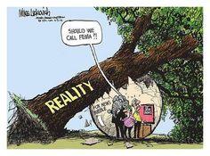 """Should we call FEMA?"" When Reality strikes Fox News"