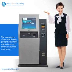 The #convenience of our user-friendly payment #kiosk helps #satisfy #clients and #enhance #customer #experience. #‎TucanaGlobalTechnology‬ ‪#‎Manufacturer‬ #HongKong