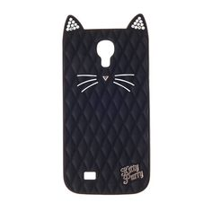 Katy Perry Black Cat Phone Case - Samsung Galaxy S4