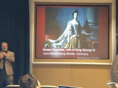 Charlotte History by Tom Hanchett from the Levine and Queen Charlotte herself!