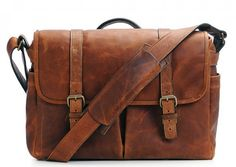 ONA Brixton Italian leather laptop messneger bag in antique cognac, most popular bag in 2013