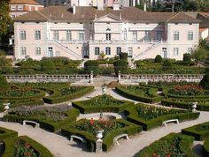 Palacio dos Condes  de Farrobo    Lisboa
