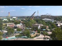 Parques Aquáticos no Texas: o Six Flags Fiesta Texas San Antonio