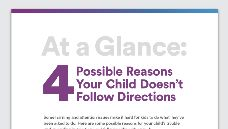 Trouble Following Directions | Tips to Help Grade-Schoolers | ADHD - Understood