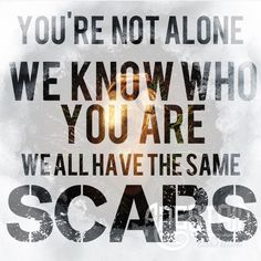 """Stunningly touching song by metalcore band Adestria. """"Shared Scars"""" Album: """"Gilded Hearts"""""""