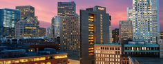 Hyatt Regency Boston  #Hotel