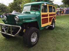 Jeep wagon
