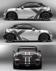 Sweet Mini Concept Car  Via Michael Green