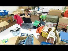 In todays video i declutter my WHOLE basement with the Marie Kondo Method. It took me 7 hours to finish, but i'm proud and happy with the outcome. Kevin Macleod, 7 Hours, Marie Kondo, Declutter, Basement, Youtube, Root Cellar, Organizing Life, Organisation