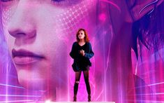 Download wallpapers Samantha Evelyn Cook, Art3mis, Ready Player One, 2018 movie, Olivia Cooke