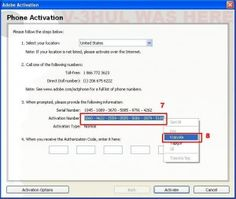 adobe photoshop cs activation number