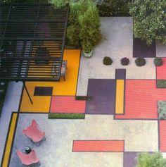 floor - pisos - jardins - garden