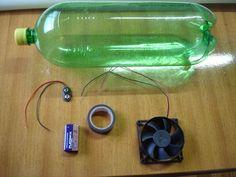 Ar condicionado em minutos: faça o seu com garrafa pet | IW Sua Casa - Decoração & Mercado