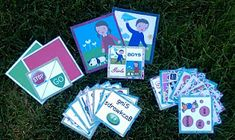 Fun Ways to Sing: Cards to print and choose for singing time