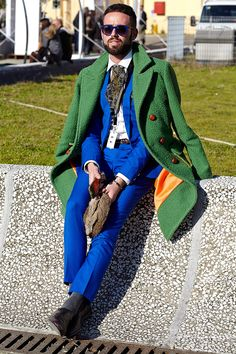 MenStyle1- Men's Style Blog - Street Style Inspiration Pitti Uomo 87, #2. ... Photos Source : www.gq.com.mx