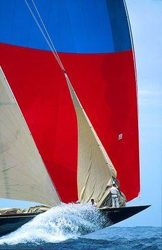 Velsheda, J Class, Sailing, Ph. Franco Pace.