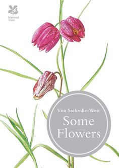 Some Flowers. Designed for National Trust Books