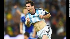 Messi's World Cup moment arrives; goal-line technology boosts France