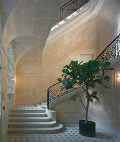 Celine's new headquarters in Paris  -  5- Celine-maison-on-rue-Vivienne1