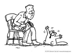 Simon's Cat - How vocal and chatty your cat is often depends on their breed...