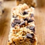 Chewy+Peanut+Butter+Chocolate+Chip+Granola+Bars