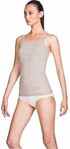 Icebreaker BF150 Siren Cami Naked/No Print XS t/m XL | Ondergoed/Lingerie | MOOSECAMPwebshop