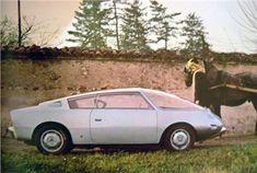 Fiat 600D Record (Vignale), 1962