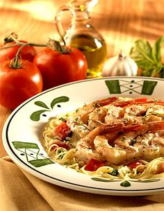 Recipe: Olive Garden Grilled Shrimp Caprese - Recipelink.com