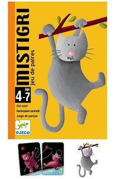 Mistigri (similar to old maid)