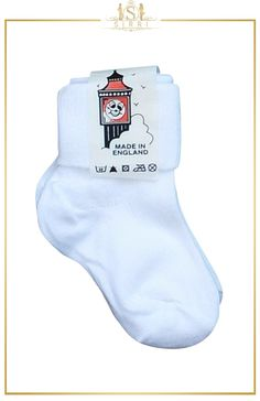 Boys White Socks. Shop now at SIRRI kids vibrant colours breathable #socks for boys ideal for #gifts at #Christmas #winter #summer for a daily casual wear...premium material and super #comfy #fashion #shopping