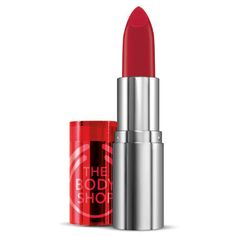 The Body Shop Colour Crush Lipstick Enraptured Red