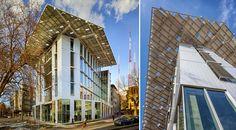 BULLITT CENTRE SEATTLE_THE MILLER HULL PARTNERSHIP | AIB Architecture_Obras