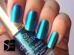 Smalto Gloss Effetto Metallico  Numero 650 - Edizione Limitata 2014#civuolesmalto #Collistar #smalto #unghie #nails #2014 #makeup #metallico