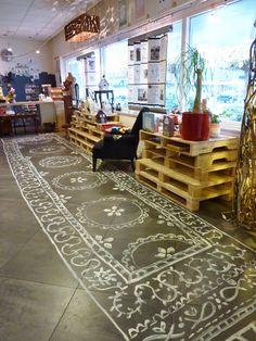 Eline Pellinkhof: Tocoloco pop-up store in Soest