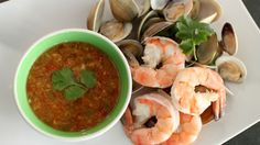 The Best Seafood Sauce Recipe from Hot Thai Kitchen