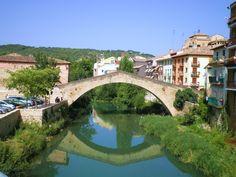 Brug Estella, Spanje