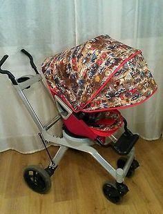 Orbit-Baby-Canopy-Hood-Sunshade-and-seat-cover-for-Orbit-Baby-G2