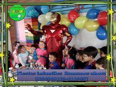 FIESTAS INFANTILES Hacemos las mejores fiestas infantiles con excelentes recreadores certificadoscon tu personaje favorito y decoracion llamanos al 3204948120-4119497 http://goo.gl/Xzbl12
