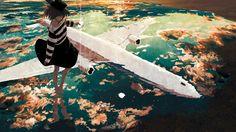 e-shuushuu kawaii and moe anime image board Character Illustration, Photo Illustration, Greece Hotels, Summer Music Festivals, Picture Boxes, Moe Anime, Original Wallpaper, Pretty Wallpapers, Anime Scenery