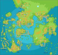 My pokemon world map v60 by jamisonhartley on deviantart map of the pokemon world pokemon gumiabroncs Gallery