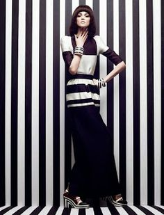Ashlees Loves: #Fashion style………'HONEY, YOUR MAKING ME DIZZY……..PLEASE CROSS THE STREET TO THE BLACK & WHITE HOPPING BLOCKS…….THANK YOU……….ccp
