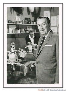 """""""Walt Disney introduced Audio-Animatronics to Disneyland with the Enchanted Tiki Room in 1963. Audiences were amazed at the talking and sing..."""