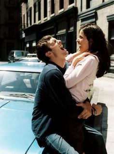 Ashton Kutcher&Amanda Peet