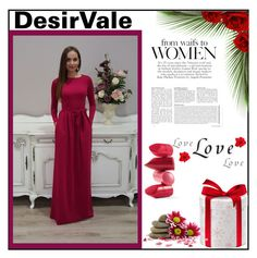 """DesirVale #3"" by elma-993 ❤ liked on Polyvore featuring Rossetto and DesirVale"