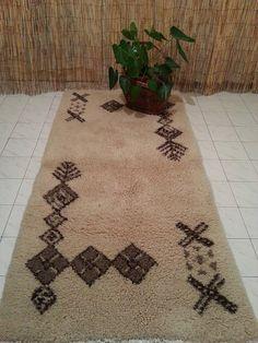Beni ourain rug-Shag rug-Azilal Rug-Berber
