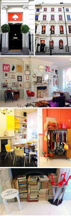 london pop-up shop - katie evans