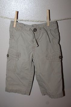 Cargo pants, 12-18 months - merrilymerrily.ca